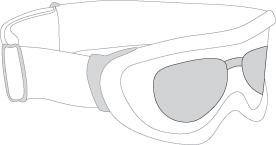 Pre lyžiarov s dioptrickými okuliarmi sa vyrábajú špeciálne lyžiarske  okuliare 5e4e9dab300