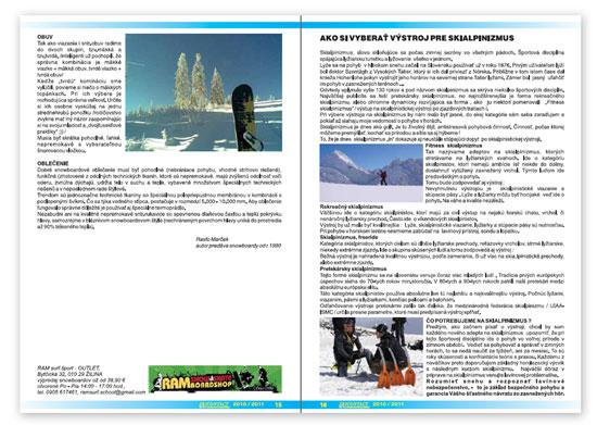 Náhľad obsahu časopisu Skicontact