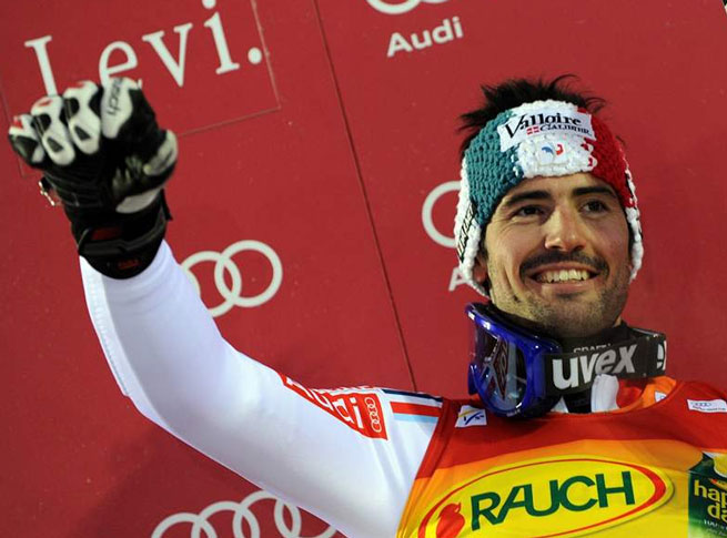 Víťaz úvodného slalomu mužov vo fínskom Levi