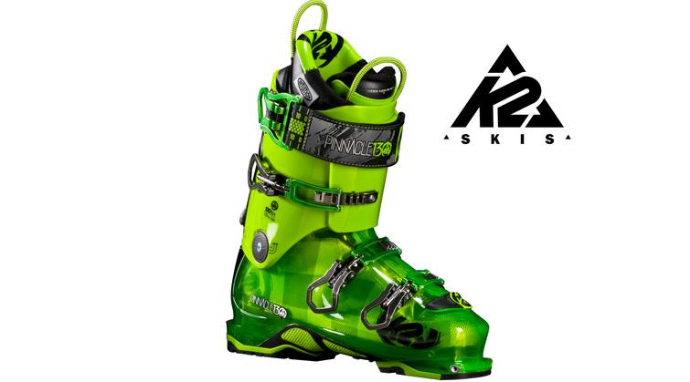 lyžiarky K2