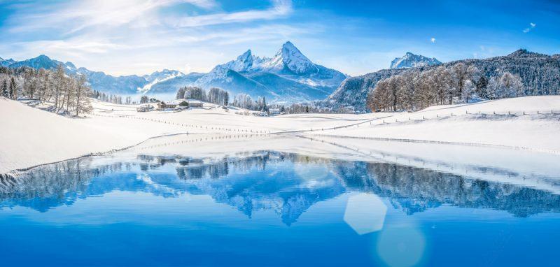 Dôvodov, prečo vyraziť na zimnúdovolenku práve do Švajčiarska existuje naozajveľa. Foto: Shutterstock