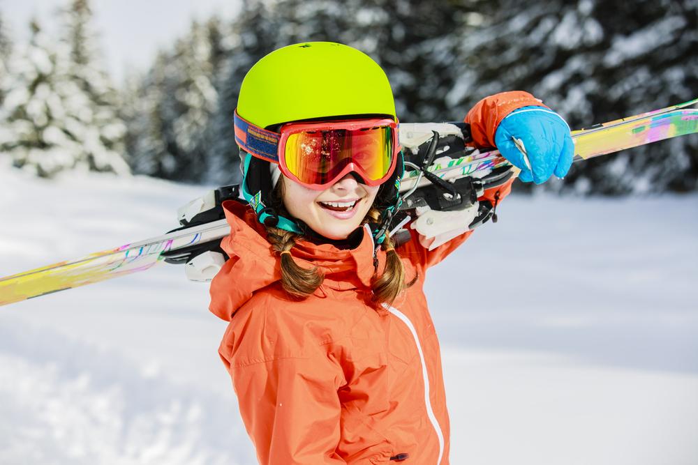 a8c086aed Ako si správne vybrať lyžiarsku prilbu - Relax