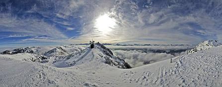 Hochkar panoráma. Foto: Shutterstock