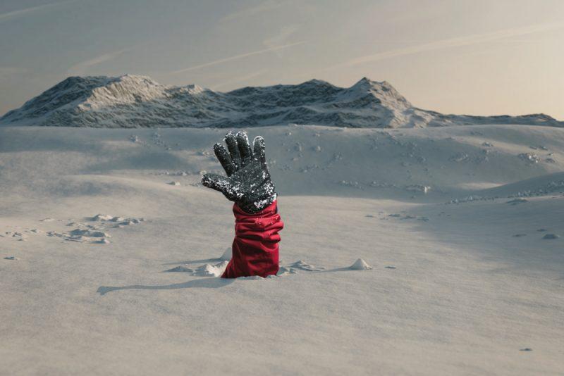 Samota má svoje čaro, ale na hory treba ísť radšej s partiou. Foto: Shutterstock