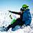 Video: Aj Ed Sheeran rád lyžuje