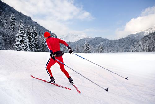 Ako sa za tri týždne pripraviť na bežkárske preteky. Foto: Shutterstock