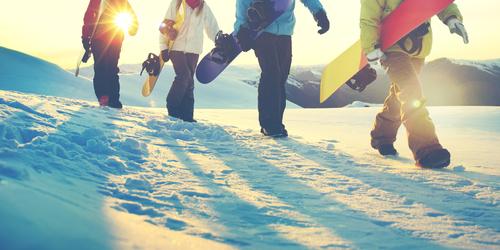 Ako si správne vybrať výbavu na snowboard. Foto: Shutterstock