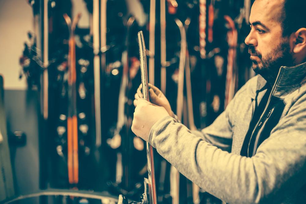 Ako sa pripraviť na lyžovačku. Foto: Shutterstock