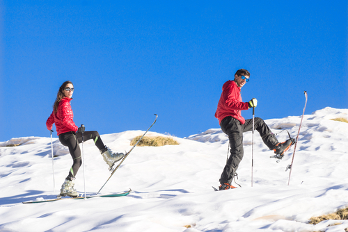 Skialpinizmus. Foto: Shutterstock