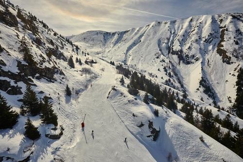 Alpe d Huez. Foto: Shutterstock