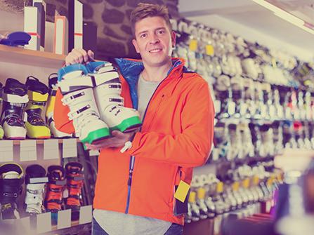 Ako si vybrať lyžiarky. Foto: Shutterstock