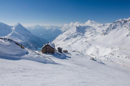 Molltalský ľadovec. Foto: Shutterstock