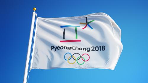Zimná olympiáda 2018. Foto: Shutterstock