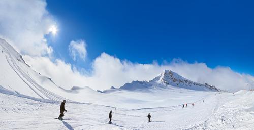 Zell am See - Kaprun. Foto: Shutterstock