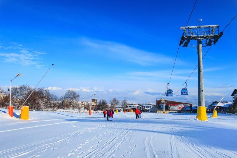 Bansko, Bulharsko. Foto: Shutterstock