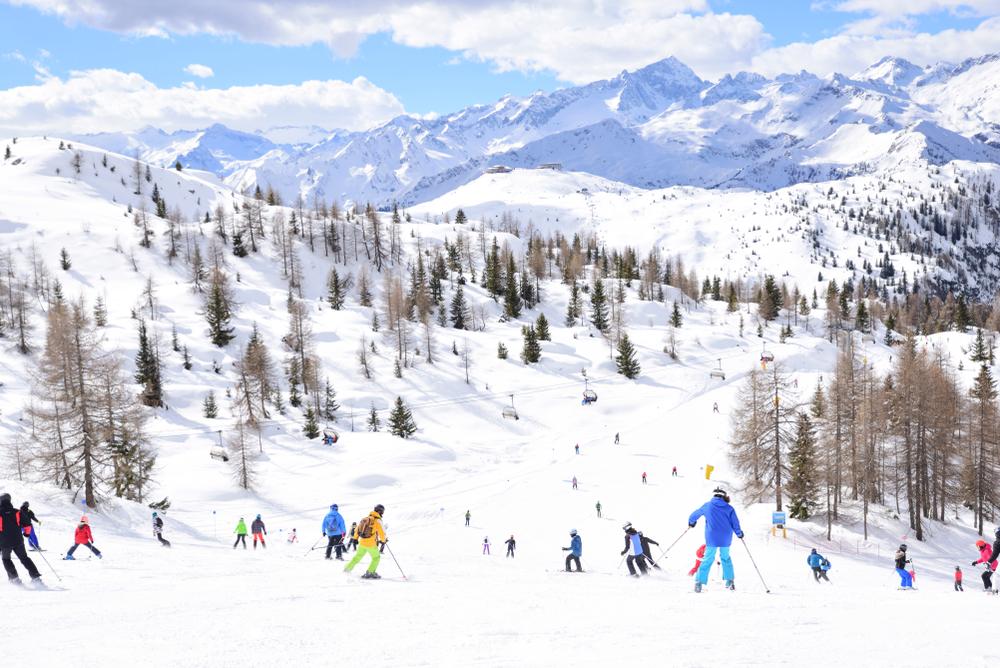 13 rád, na čo by mal myslieť správny lyžiar. Foto. Shutterstock