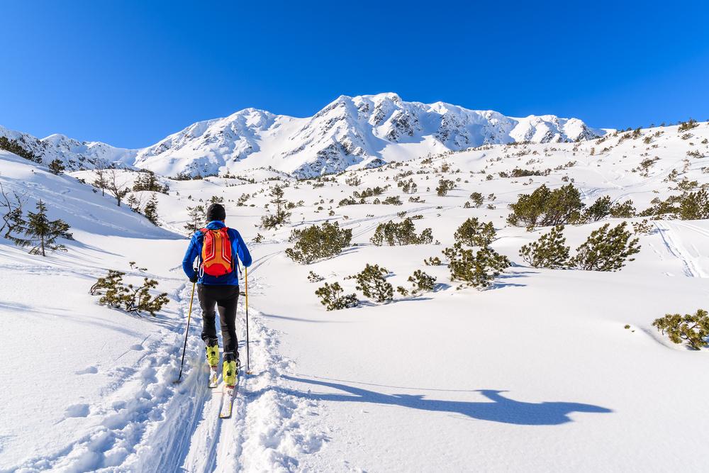 Skialpinizmus, balzam pre telo aj dušu. Foto: Shutterstock62820