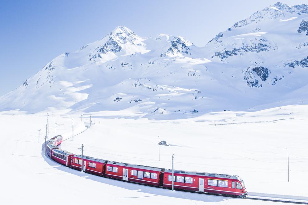 Ohromujúca krása švajčiarskych hôr. Foto: Shutterstock