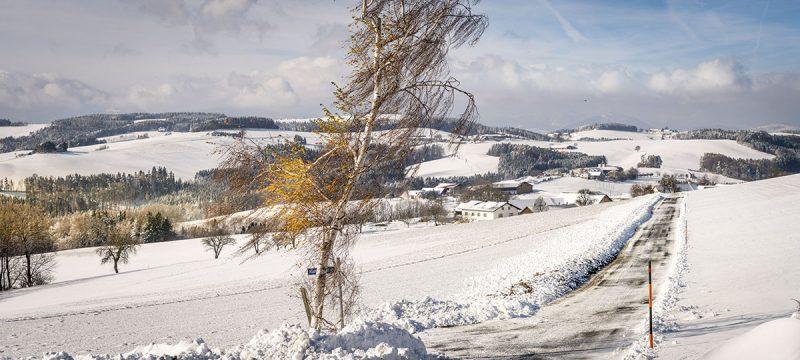 Zimná turistika vo Viedenských Alpách. Foto:(c)Wieneralpen, Franz Zwickl