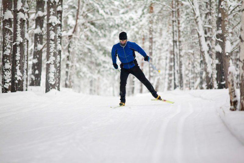 Pri skate bežkovaní budete potrebovať nejaký tenkondičný základ. Foto: Shutterstock