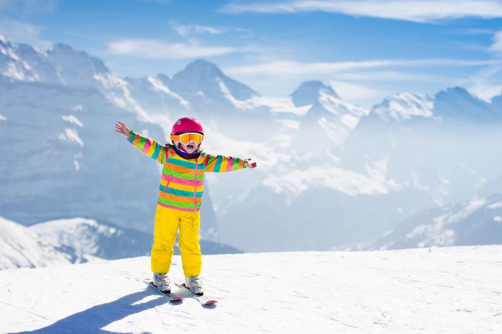 Ako vybrať deťom lyžiarsku výbavu. Foto: Shutterstock