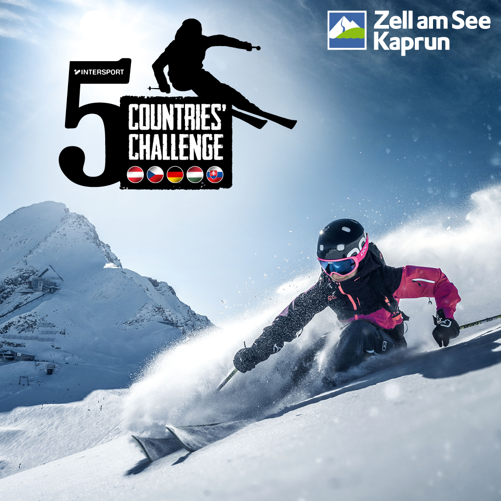 INTERSPORT 5-COUNTRIE'S-CHALLENGE v Zell am See-Kaprun