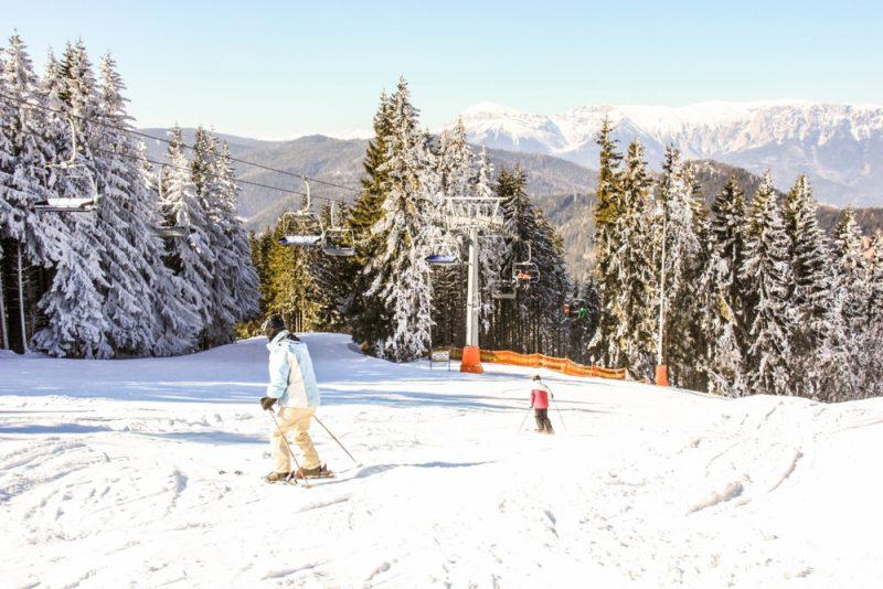 Rakúske stredisko Semmering. Foto: Shutterstock