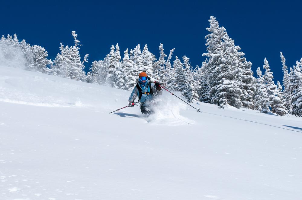 Lyžiarske stredisko Semmering. Foto: Shutterstock