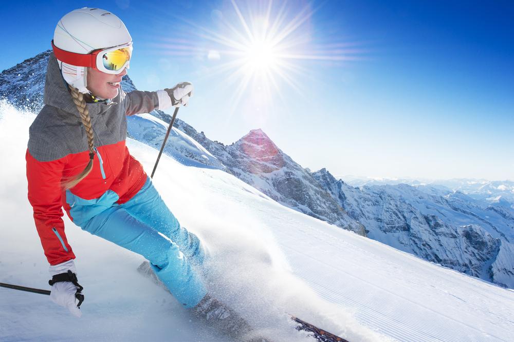 Ako si vybrať lyžiarsku bundu. Foto: Shutterstock