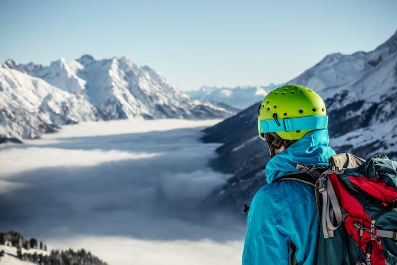 Prilba hlavne chráni hlavu. Foto: Shutterstock
