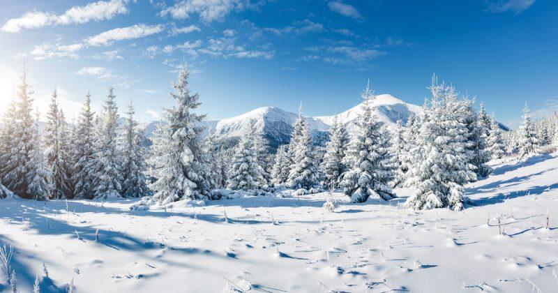 Lyžiarske stredisko Semmering má jedinečnú klímu. Foto: Shutterstock