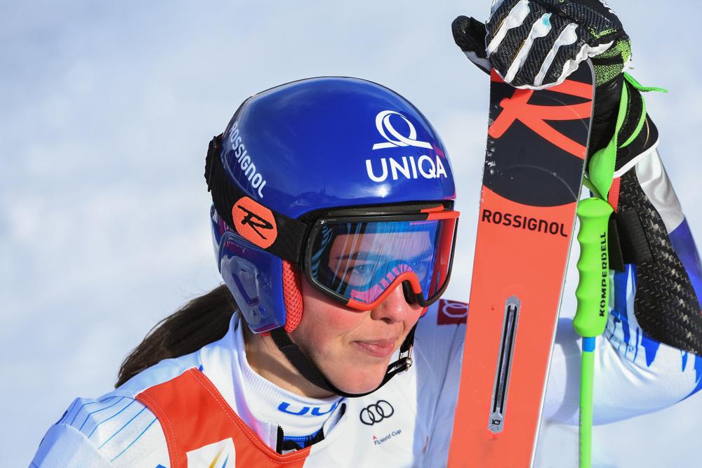 Petra Vlhová. Foto: Shutterstock