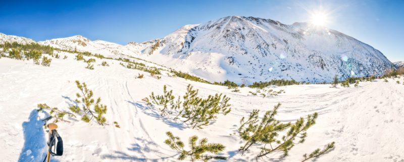 Ideálne je zistiť si priamou chatára aktuálne počasie a podmienky na danomúseku. Foto: Shutterstock