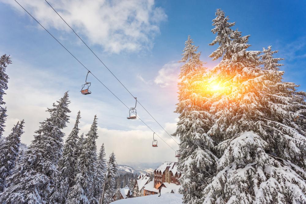 Cenník skipasov. Foto: Shutterstock