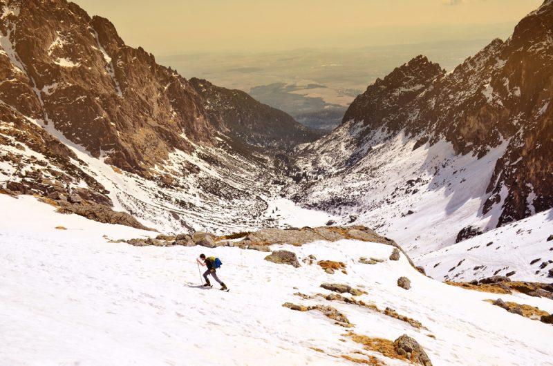 Na túru sa treba vybrať najlepšie hneď ráno, za svetla. Foto: Shutterstock