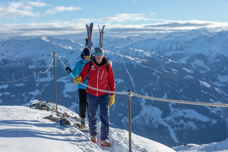 Alpský chodník Zillertal. Foto: ANDI FRANK, PICASA, ZILLERTAL REGION