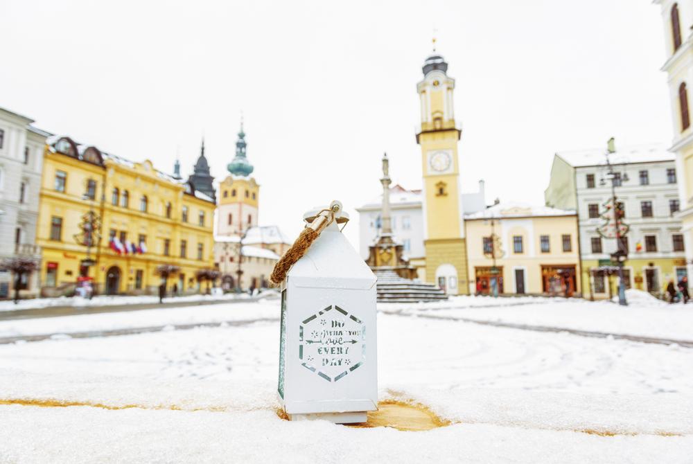Banská Bystrica. Foto: Shutterstock