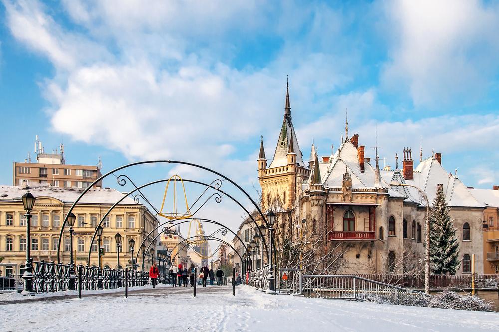 Jakabov palác v Košiciach. Foto: Shutterstock