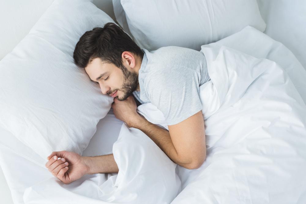 Kvalitný spánok. Foto: Shutterstock