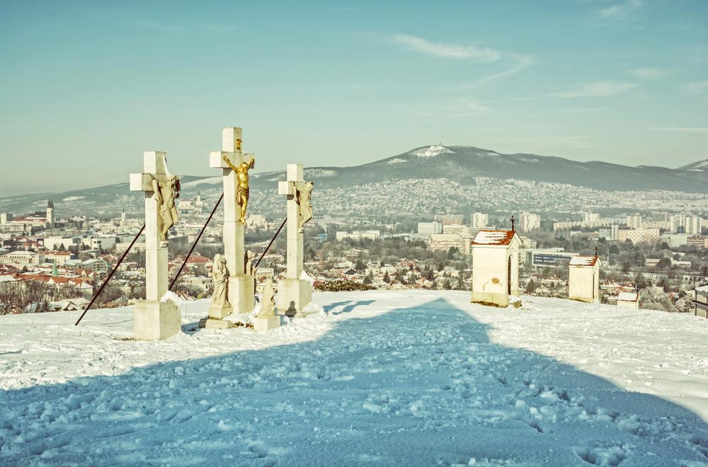 Kalvária Nitra. Foto: Shutterstock