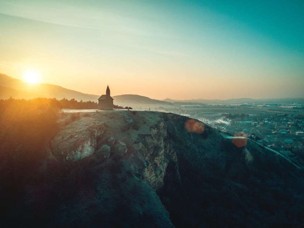 Dražovský kostolík. Foto: Shutterstock