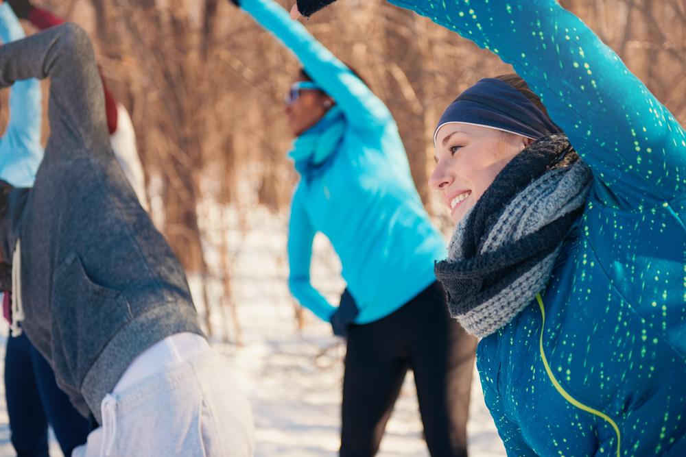 Cvičenie. Foto: Shutterstock