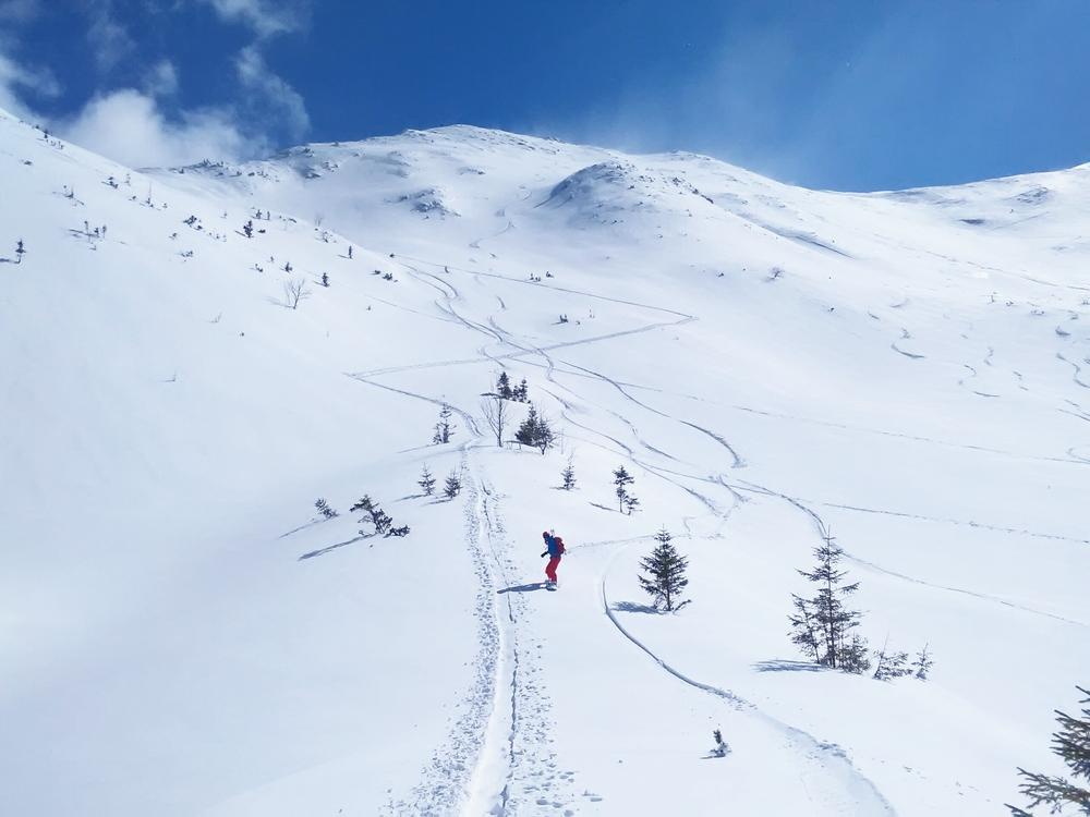 Snowboarding smeruje do terénu. Foto: Shutterstock