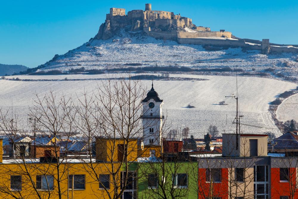 Spišský hrad. Foto: Shutterstock