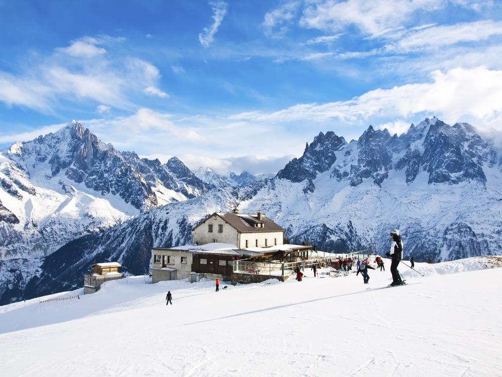 Chamonix Mont-Blanc. Foto: Shutterstock