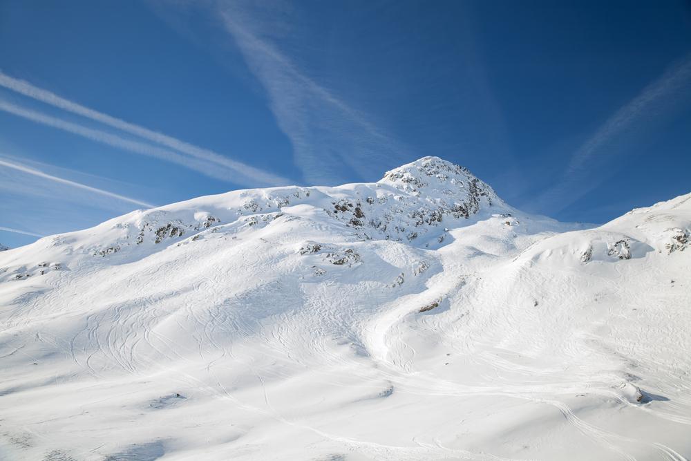 St. Anton am Arlberg, Rakúsko. Foto: Shutterstock
