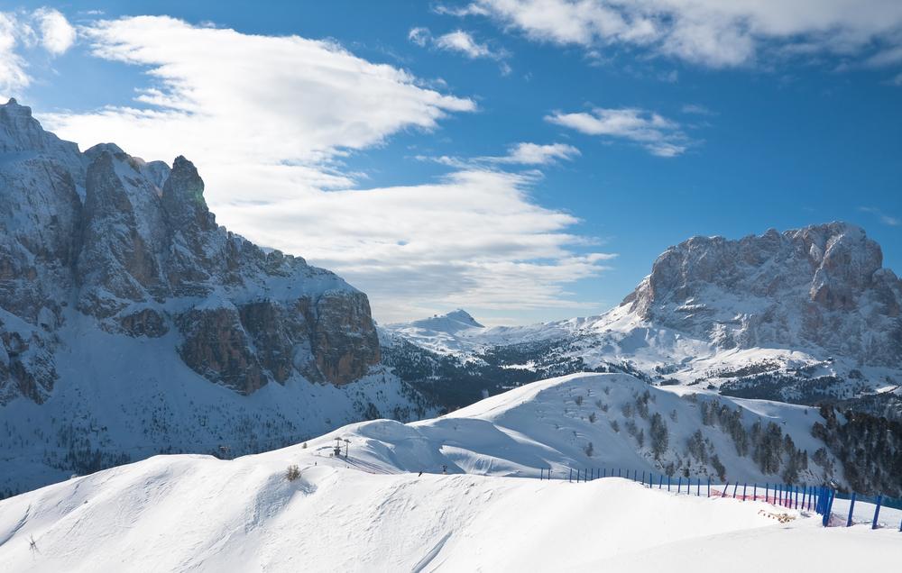 Val Gardena, Taliansko. Foto: Shutterstock