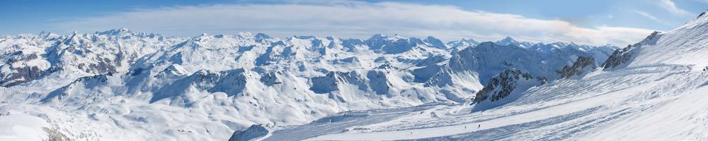 Val d'Isère, Francúzko. Foto: Shutterstock
