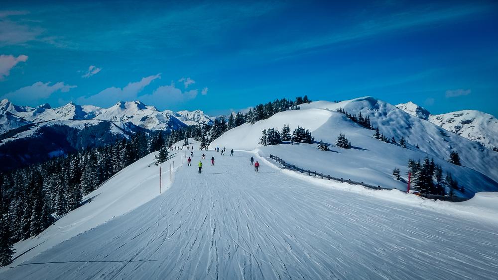 Saalbach-Hinterglemm. Foto: Shutterstock