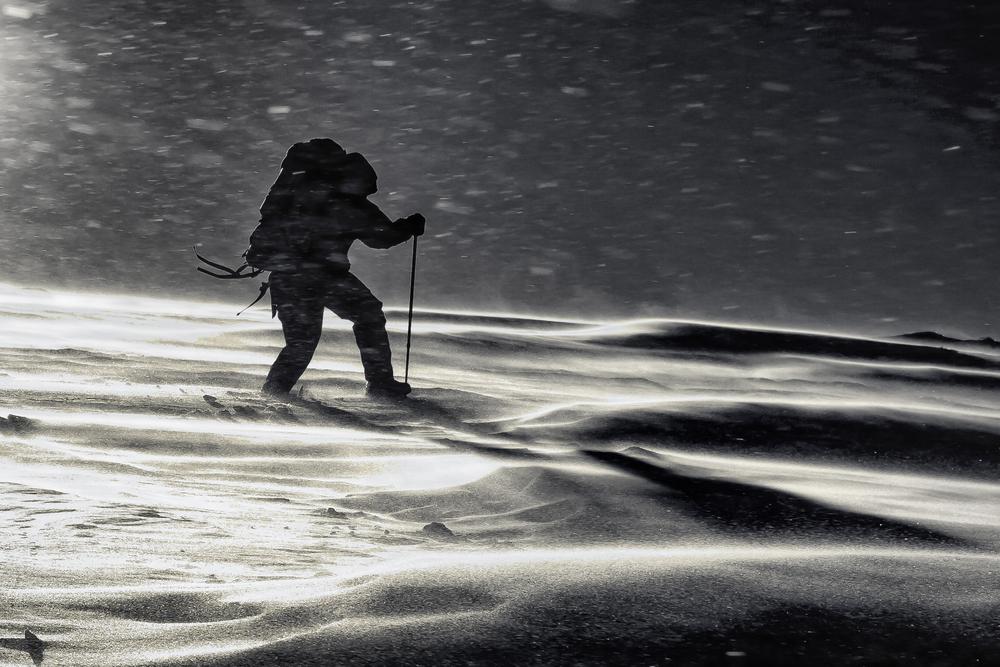 Zlé počasie. Foto: Shutterstock